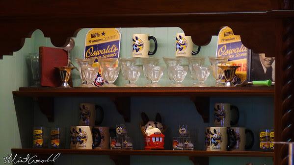 Disney California Adventure, Buena Vista Street, Oswald, Limited Time Magic