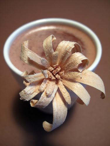 Cioccolata calda alla vaniglia