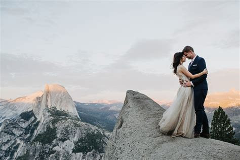 Yosemite Wedding // Paula Chris   Portland Wedding