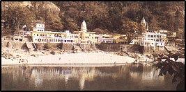 Raghu Temple in Rishikesh