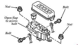 1996 Ford Aspire Fuse Box Wiring Diagram Motor Motor Frankmotors Es