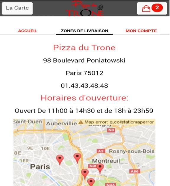 7 Pizza Rosny