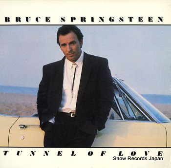SPRINGSTEEN, BRUCE tunnel of love
