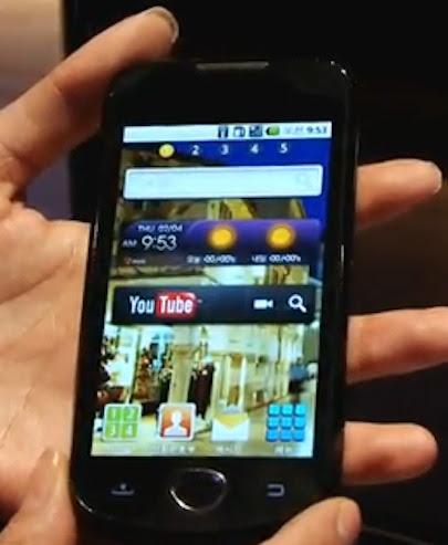 Daftar Harga Samsung Android Terbaru Desember 2012