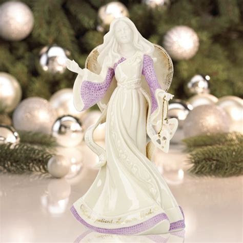 "Gifts of Grace Angel Figurine ""Love is Patient, Love is"