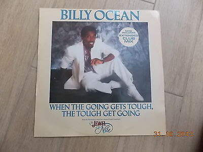 Billy Ocean When The Going Gets Tough The Tough Get Going Film