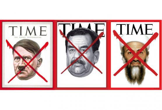 Capa da Time manterá tradição