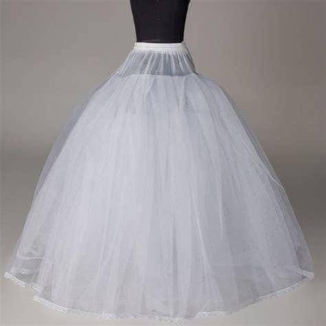 Wedding Dress Petticoats