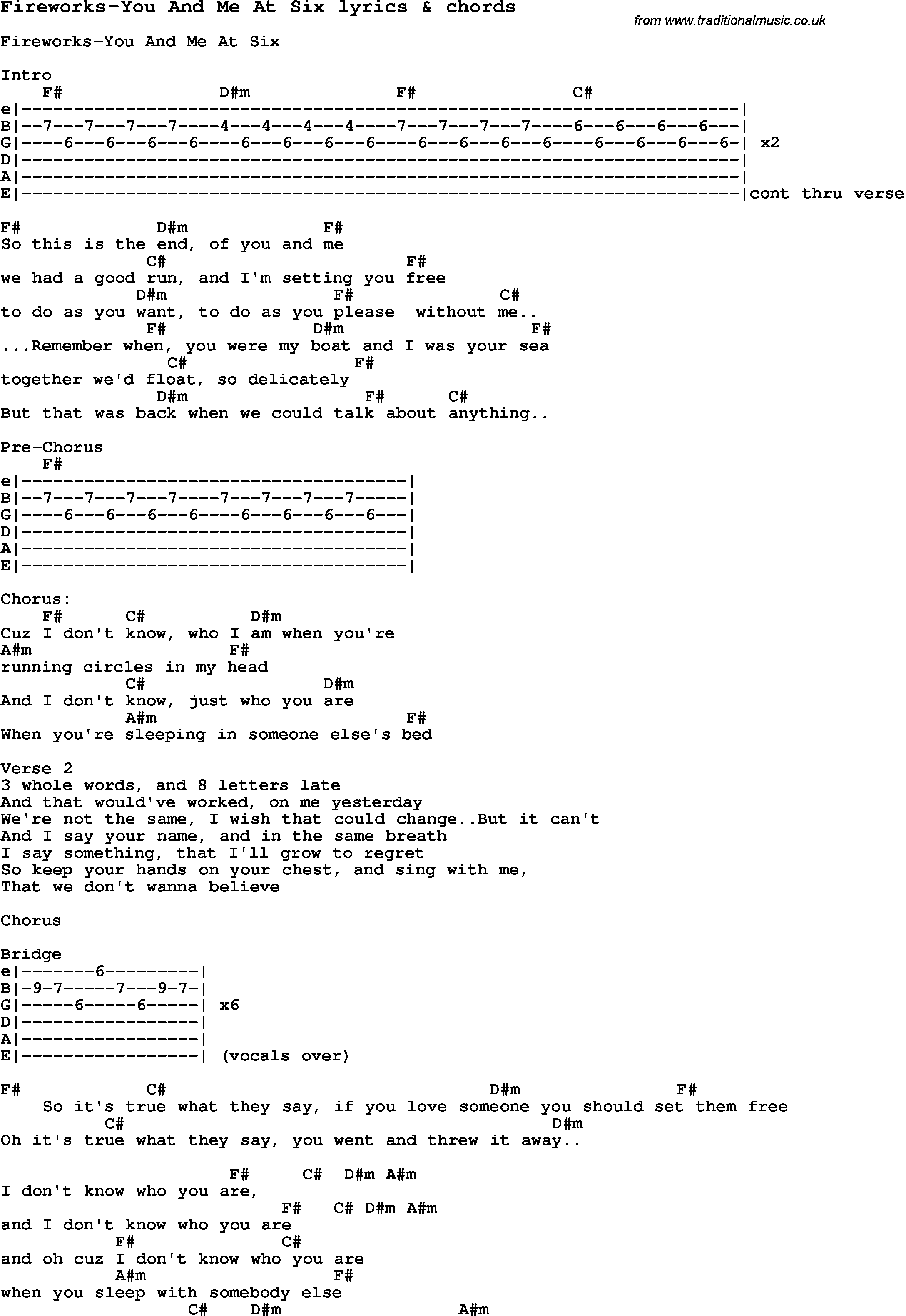 Running In Circles Chords   Sheet and Chords Collection