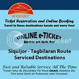 OceanJet Siquijor-Tagbilaran Route