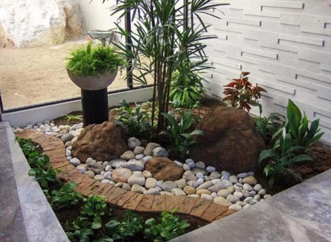 Εντυπωσιακά παραδείγματα μικρών εσωτερικών κήπων (17)