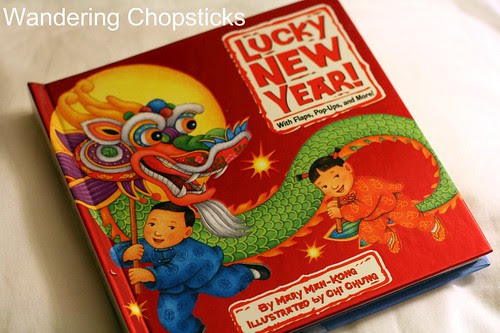 Lucky New Year by Mary Man-Kong 1