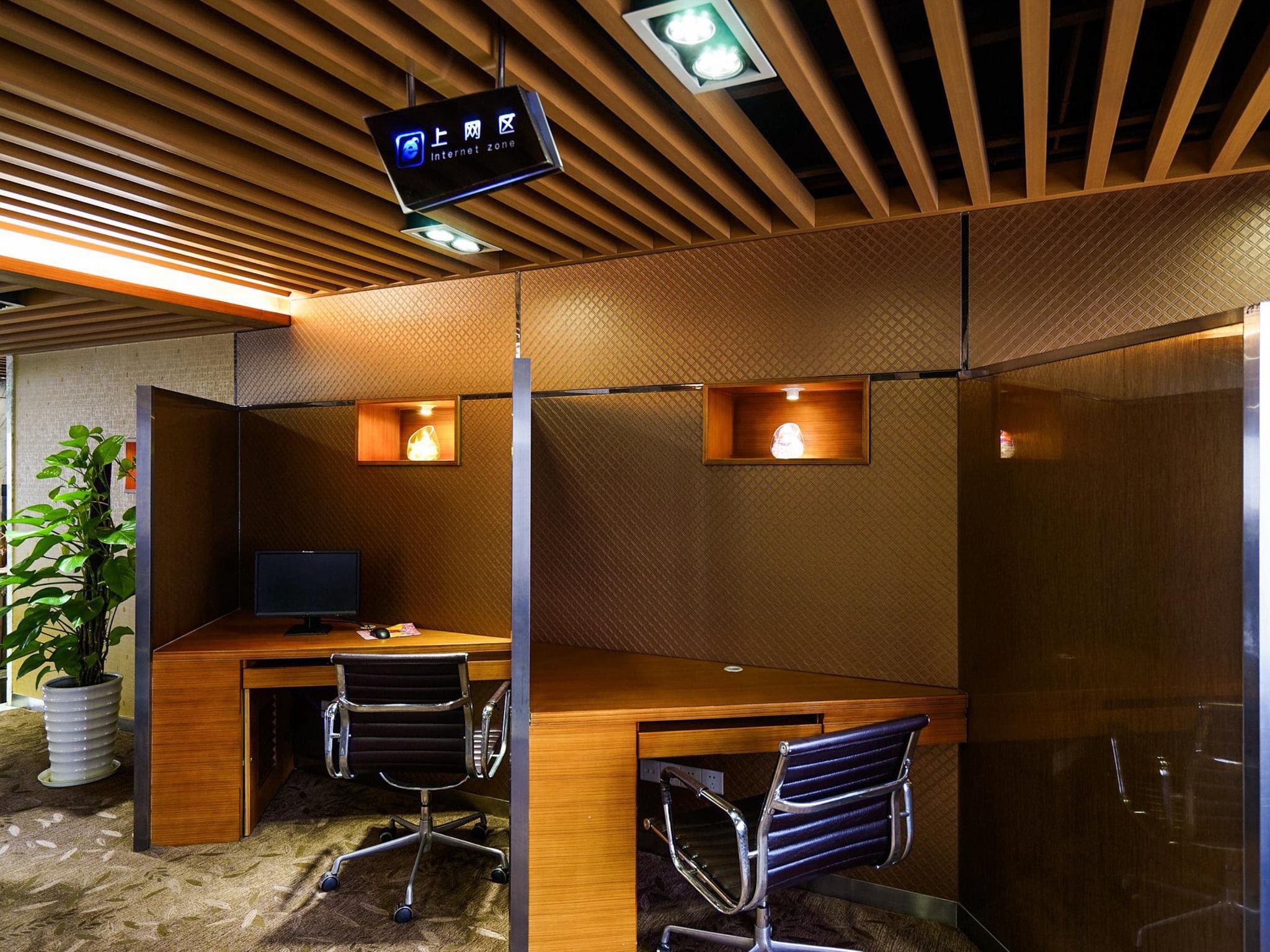 Review Guangzhou Easun Guotai Hotel