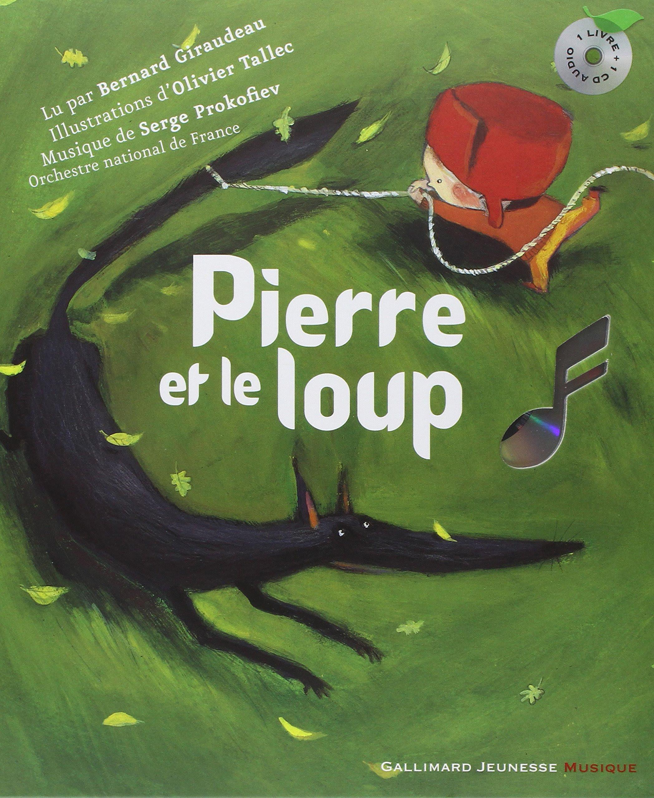 Pierre Et Le Loup Période 5 Ms La Maternelle De Wendy