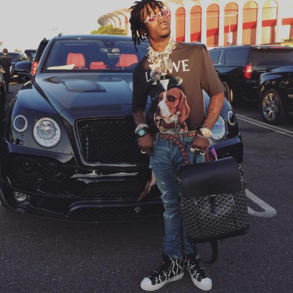Lil Uzi Vert Has A Bentley Bentayga Luxury Cars