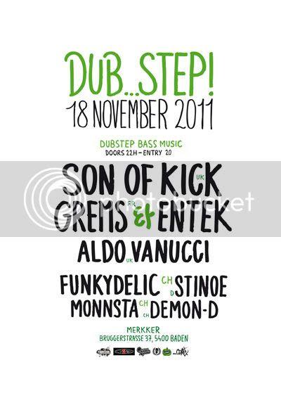Dub...Step@Merkker/Baden