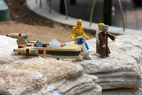 these are not the legos you're looking for