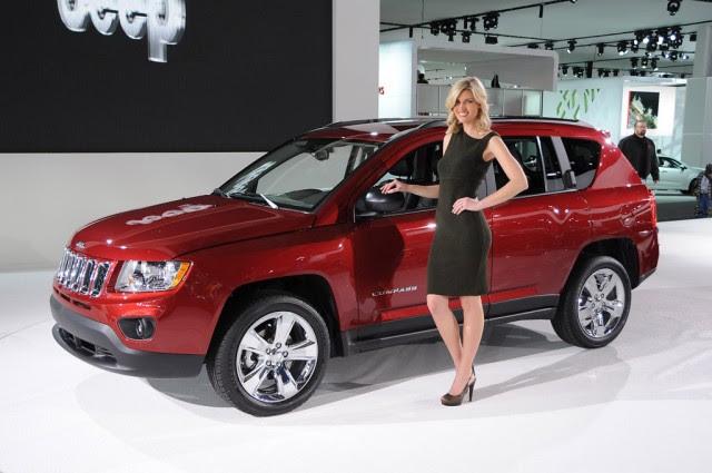 2011 Detroit Auto Show: 2011 Jeep Compass Live Photos, Gallery 1 ...