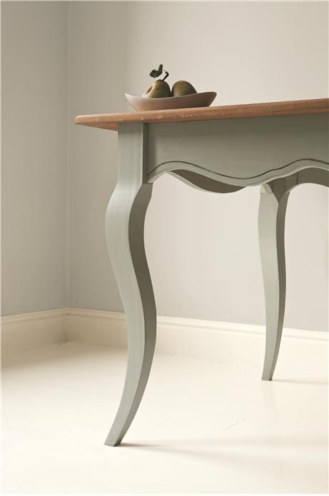 Farrow and Ball Lamp Room Gray Painted Furniture