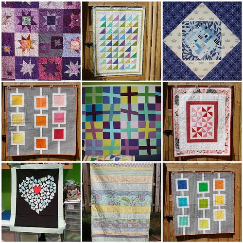 2011 Quilty Finishes/Starts