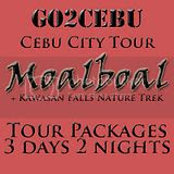 Cebu City + Moalboal + Kawasan Falls Nature Trek Tour Itinerary 3 Days 2 Nights Package