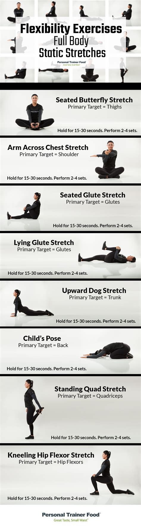stretching routine    body feel amazing