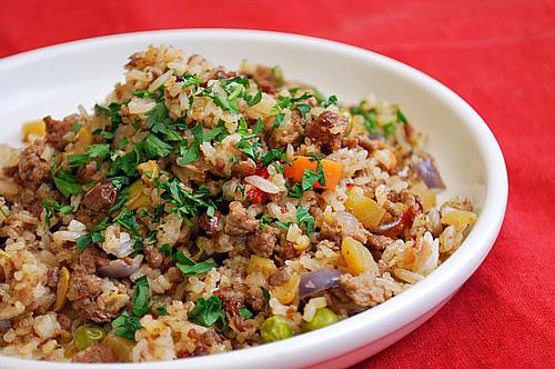Cuban Picadillo Rice