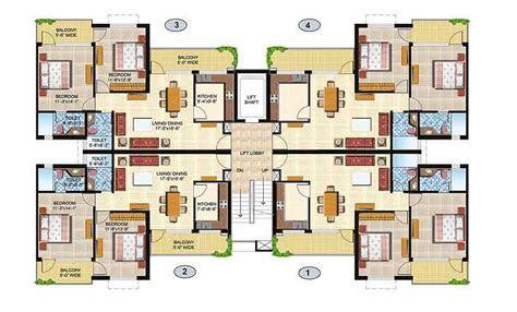 floor plan omaxe city ajmer road jaipur residential