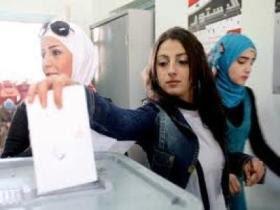 SyriaElection