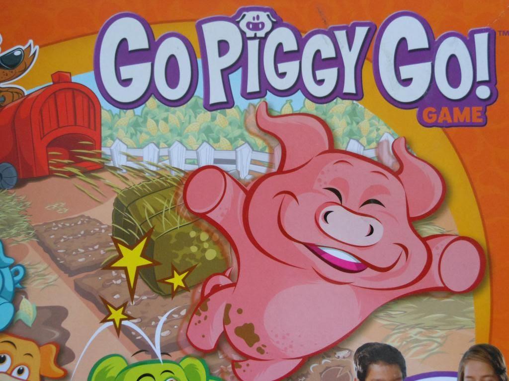 Go Piggy Go!