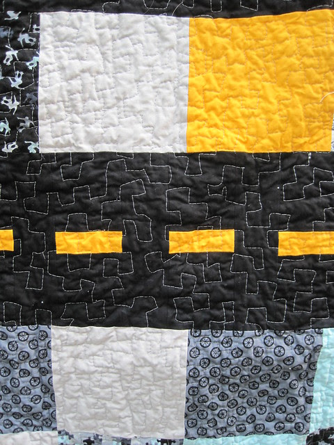 Dirtbike quilting