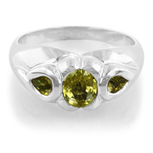 Resultado de imagen para green crisoberil rings