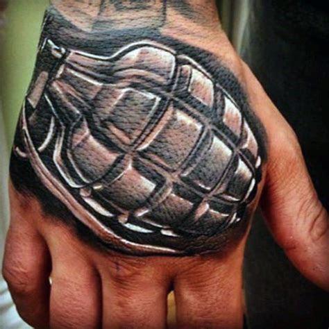 top ideas unique hand tattoo designs men