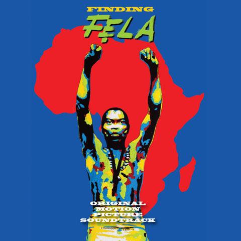Finding Fela Soundtrack Cover