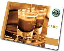 Starbucks Gift Card FREE $5 Starbucks Gift Card