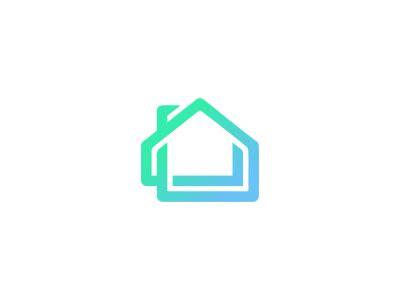 contoh desain logo rumah keren  inspirasi grafis