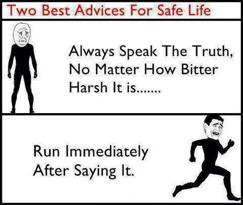 Two Best Advice For Safe Life Quotescloud
