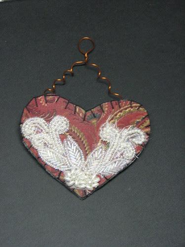 fabric heart002