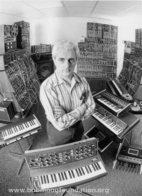Bob Moog, Moog Music Inc. Inventor of the MOOG analogue