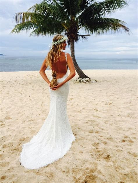 25  great ideas about Hawaiian Wedding Dresses on