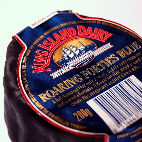 king island roaring forties blue