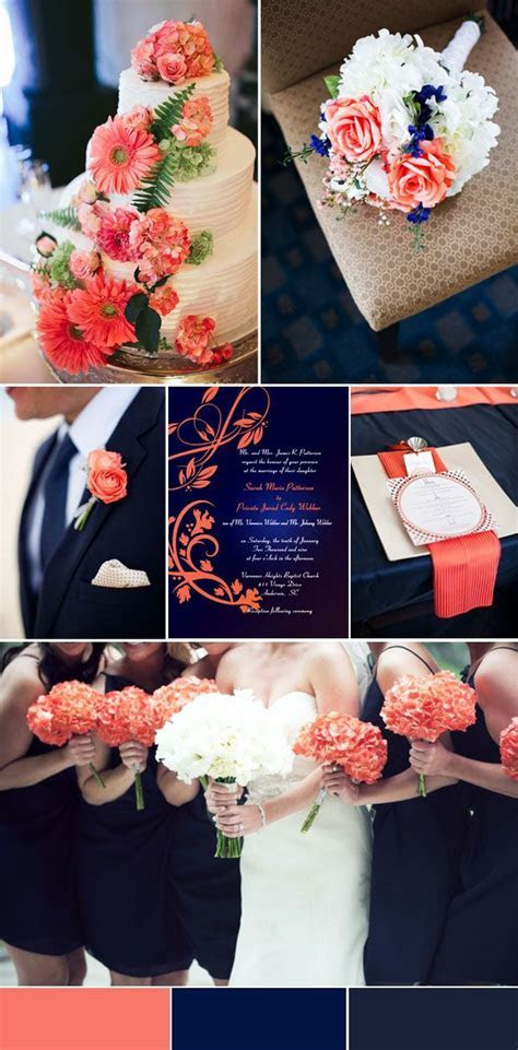 2016 Spring Wedding Color Trends Chapter Two:Stunning