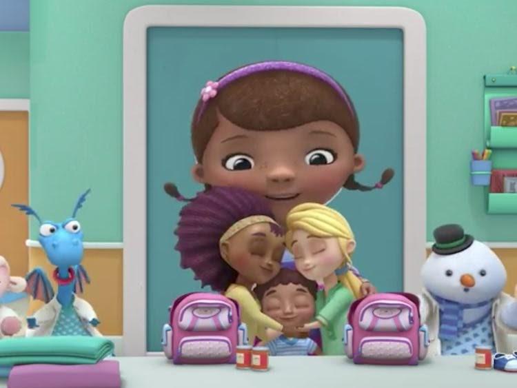 Oseias 4 6 Doutora Brinquedos Da Disney Inclui Um Casal De