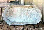 A tub. Just add water and a movie star. Photo copyright 2003-2004 Donna Durrett, all rights reserved.
