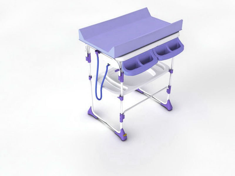 Baby Changing Table With Tube - Buy Plastic Baby Changing Table ...
