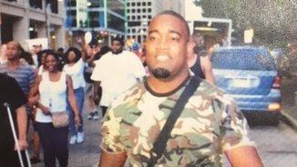 La imatge que ha difós la policia per demanar informació sobre Mark Hughes