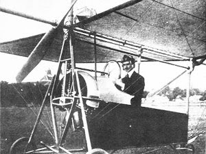 Aurel Vlaicu (Imagine: Wikipedia)