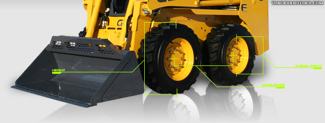 Tire Sizes That Fit My Car, Skid Steer Tire And Wheelbase Size Chart, Tire Sizes That Fit My Car