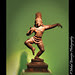 A dancing Balakrishna, 8th CE Chola Empire