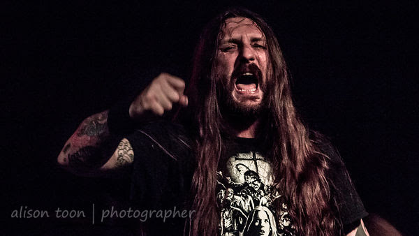 Ben Ward, Orange Goblin, Sacramento